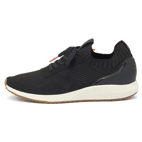 Tamaris - Sneakers - BLACK