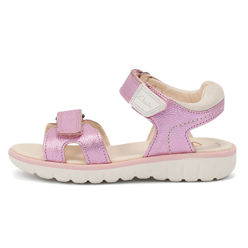 Clarks Roam Surf K Light Pink - Πέδιλα - LIGHT PINK