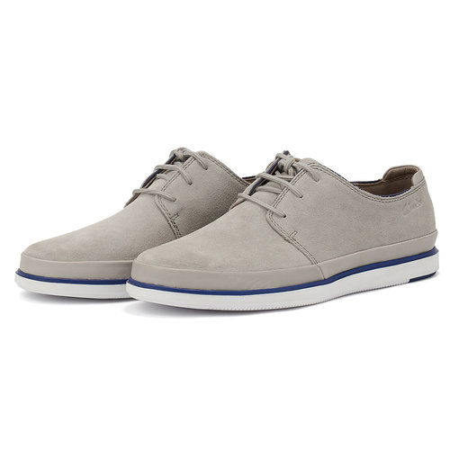 Clarks Bratton Lace Stone - Brogues & Loafers - STONE