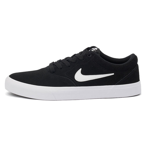 Nike Sb Charge Suede - Sneakers - BLACK/WHITE