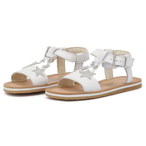 Clarks Finch Summer K White - Πέδιλα - WHITE