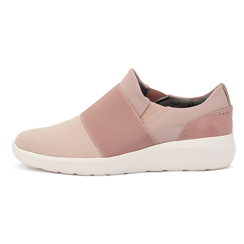 Clarks Kayleigh Band Pink - Brogues & Loafers - PINK