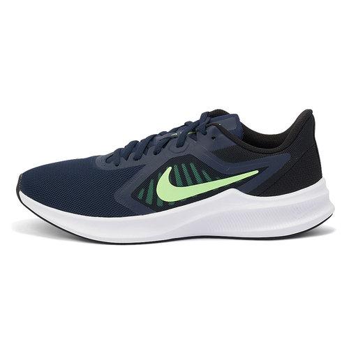 Nike Downshifter 10 - Αθλητικά - OBSIDIAN/LIME GLOW