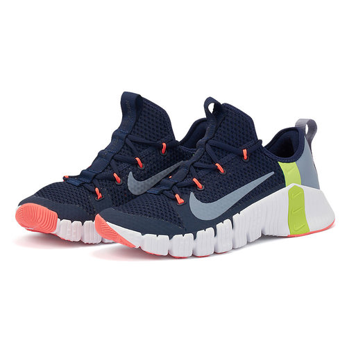 Nike Free Metcon 3 - Αθλητικά - BLACKENED BLUE/ASHEN SLATE