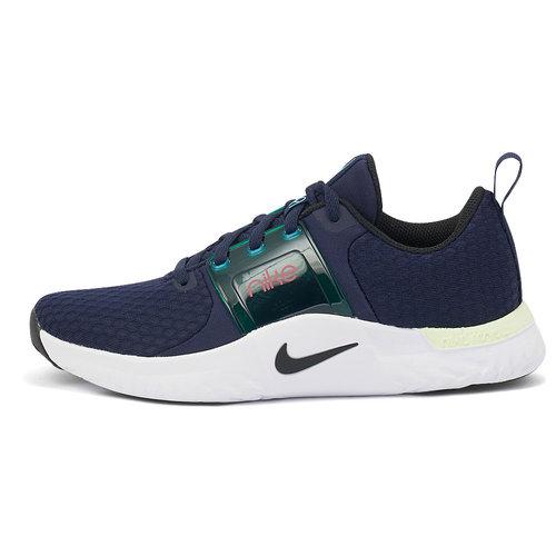 Nike W  Renew In-Season Tr 10 - Αθλητικά - BLACKENED BLUE/BLACK