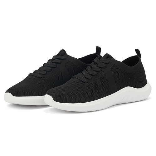 Clarks Nova Glint Black - Sneakers - BLACK