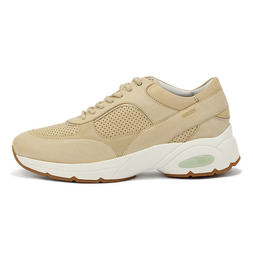 Geox D Alhour A - Sneakers - SAND
