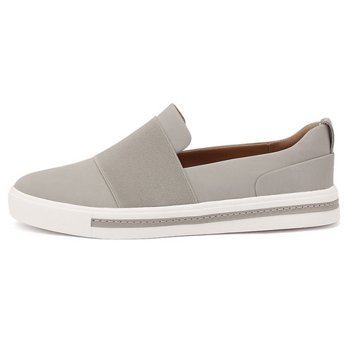 Clarks Un Maui Step Stone - Sneakers - STONE
