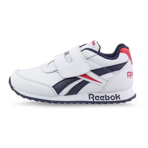 Reebok  Royal Cljog 2 Kc - Αθλητικά - WHITE/VECTOR NAVY