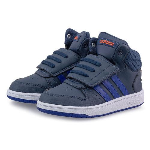 adidas Hoops Mid 2.0 I - Αθλητικά - CREW NAVY/TEAM ROYAL BLUE