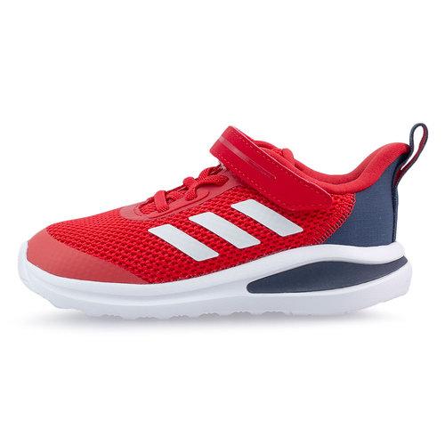 adidas Fortarun El I - Αθλητικά - VIVID RED/FTWR WHITE