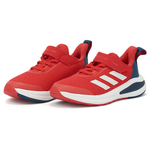 Adidas Fortarun El K - Αθλητικά - VIVID RED/FTWR WHITE