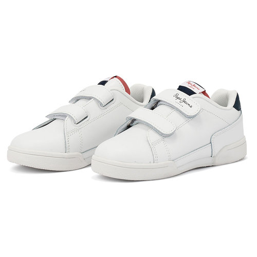 Pepe Jeans Lambert Britt - Sneakers - WHITE