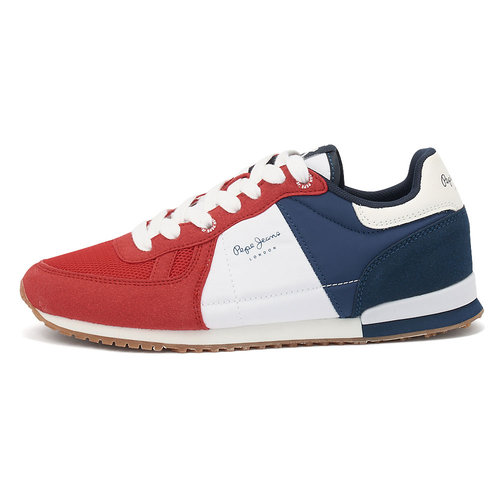 Pepe Jeans Sydney Basic - Sneakers - RED