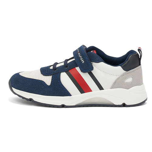 Tommy Hilfiger - Sneakers - BLUE/WHITE