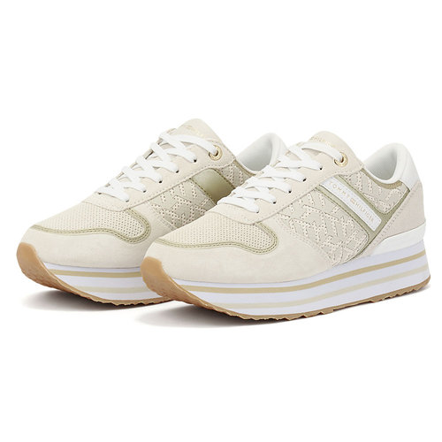 Tommy Hilfiger - Sneakers - WHITE DOVE