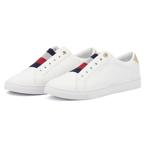 Tommy Hilfiger - Sneakers - WHITE