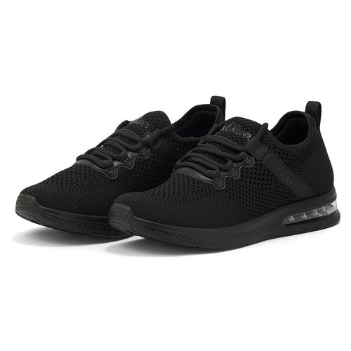 S. Oliver - Sneakers - BLACK