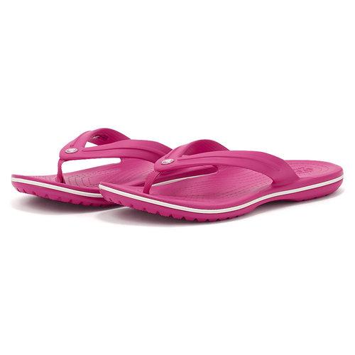 Crocs Crocband Flip GS - Σαγιονάρες - CANDY PINK