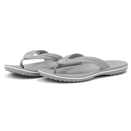 Crocs Crocband Flip GS - Σαγιονάρες - LIGHT GREY