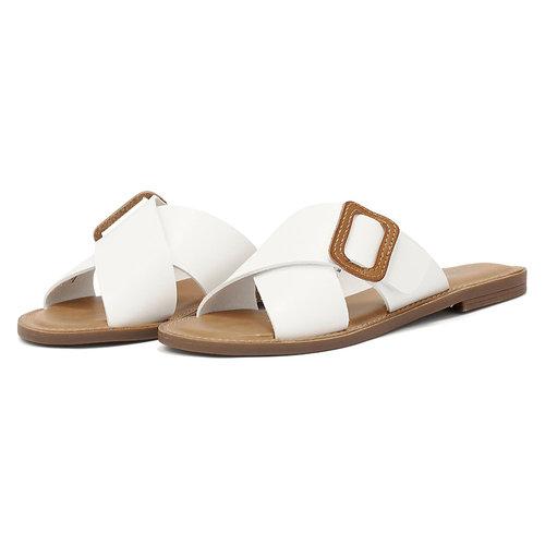 Refresh - Σανδάλια - WHITE