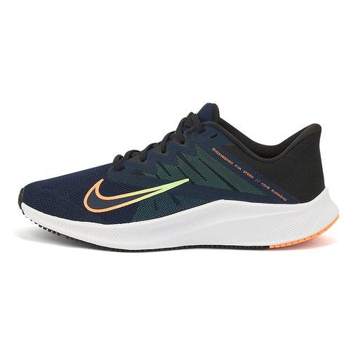 Nike Quest 3 - Αθλητικά - OBSIDIAN/ATOMIC ORANGE
