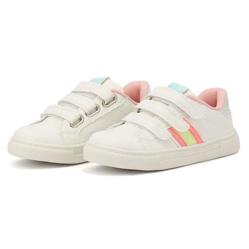 Sprox - Sneakers - WHITE/FUCHSIA