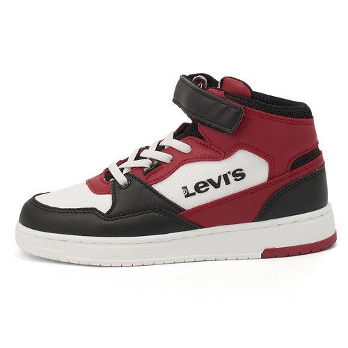 Levis - Αθλητικά - BLACK/RED