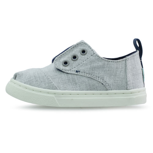 Toms Cordones - Sneakers - GREY