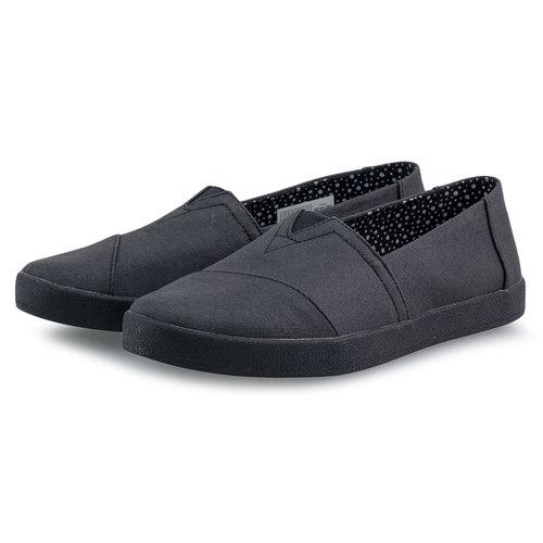 Toms Avalon - Sneakers - BLACK