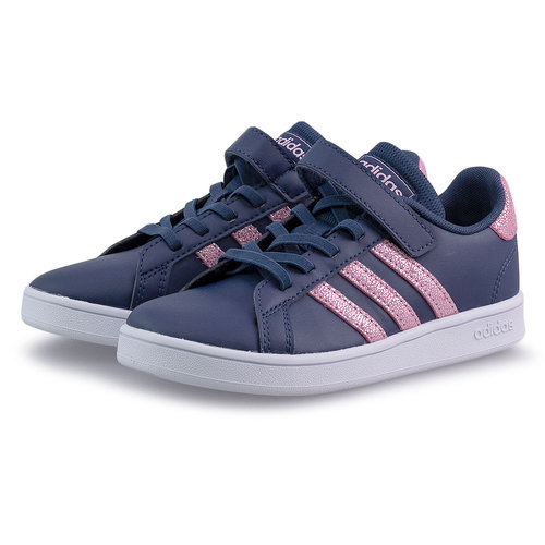 adidas Grand Court C - Αθλητικά - CREW NAVY/CLEAR LILAC