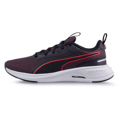 Puma Scorch Runner Jr - Αθλητικά - RED-BLACK