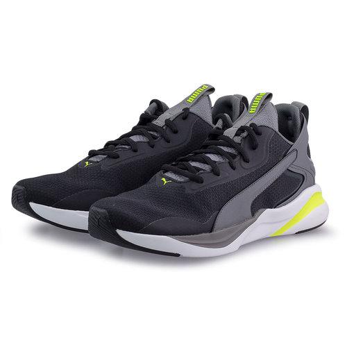 Puma Softride Rift Tech - Αθλητικά - BLACK-CASTLEROCK