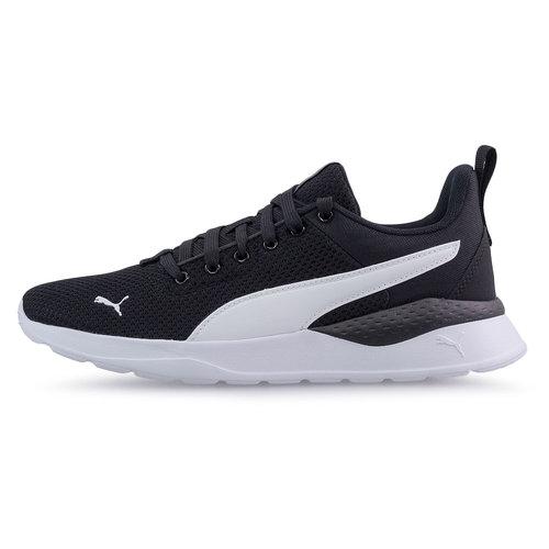 Puma Anzarun Lite Jr - Αθλητικά - BLACK-WHITE