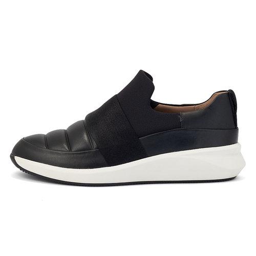 Clarks Un Rio Lo - Sneakers - ΜΑΥΡΟ