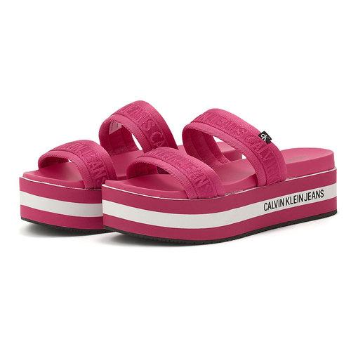 Calvin Klein - Πλατφόρμες - PARTY PINK