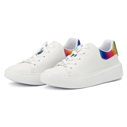 Guess - Sneakers - WHITE MULTI