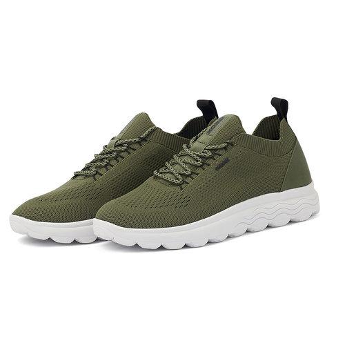 Geox U Spherica - Sneakers - MUSK