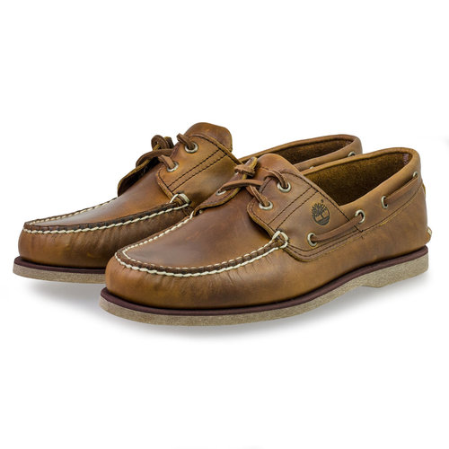 Timberland Classic Boat 2 Eye - Brogues & Loafers - ΚΑΦΕ