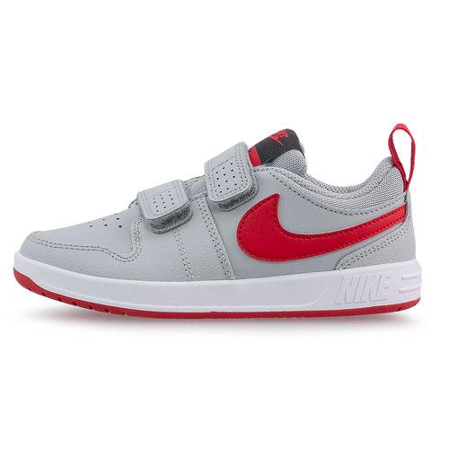 Nike Pico 5 - Αθλητικά - ΓΚΡΙ/ΚΟΚΚΙΝΟ