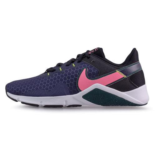 Nike W  Legend Essential 2 - Αθλητικά - BLACKENED BLUE/SUNSET PULSE