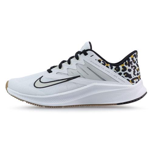 Nike Quest 3 Prm - Αθλητικά - WHITE/BLACK