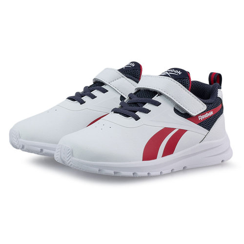 Reebok  Rush Runner 3.0 Syn - Αθλητικά - WHITE/VECTOR NAVY