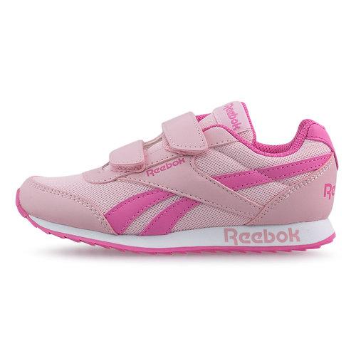 Reebok  Royal Cljog 2 2V - Αθλητικά - CLASSIC PINK/KICKS PINK