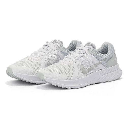 Nike Run Swift 2 - Αθλητικά - WHITE/METALLIC SILVER