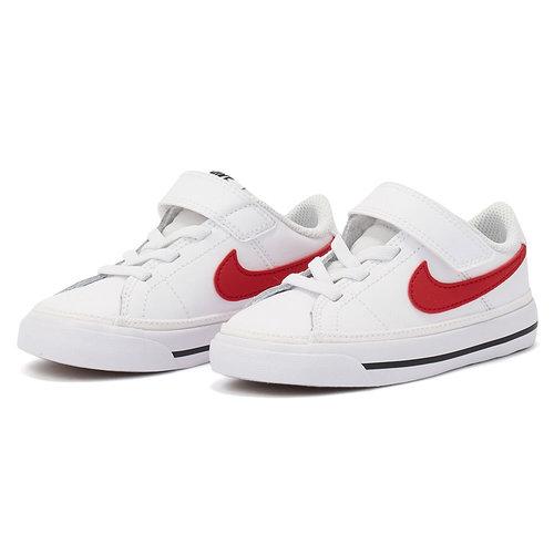 Nike Court Legacy (Tdv) - Αθλητικά - WHITE/UNIVERSITY RED