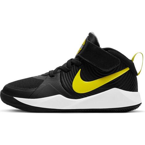 Nike Team Hustle D 9 (Ps) - Αθλητικά - BLACK/HIGH VOLTAGE