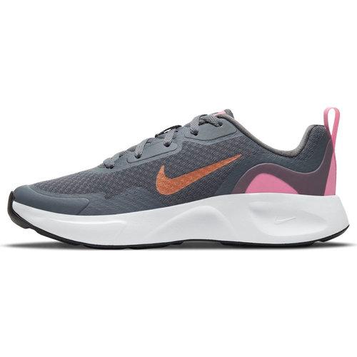 Nike WearAllDay - Αθλητικά - ΓΚΡΙ