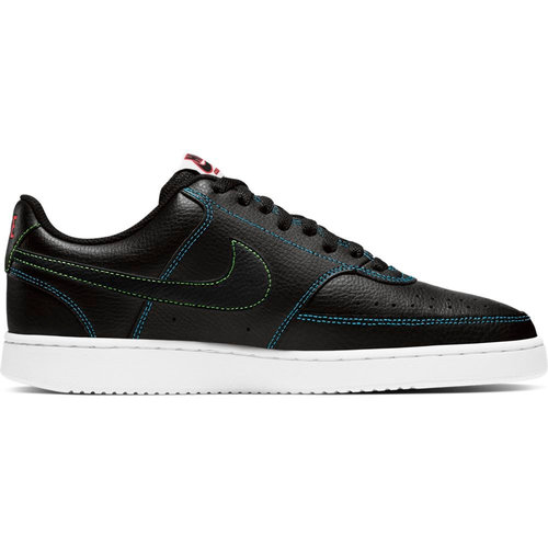 Nike Court Vision Low - Αθλητικά - ΜΑΥΡΟ