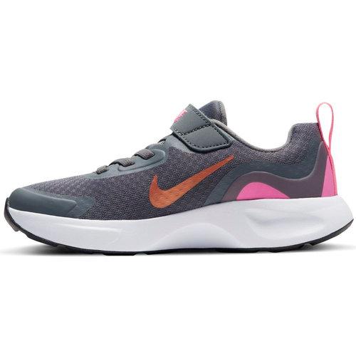 Nike Wearallday (Ps) - Αθλητικά - SMOKE GREY/METALLIC COPPER